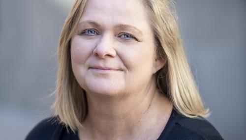 portrait Halla B. Holmarsdottir